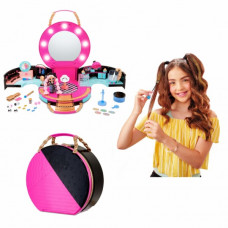 L.O.L. Surprise! Hair Salon Playset with 50 Surprises and Exclusive Mini Fashion Doll
