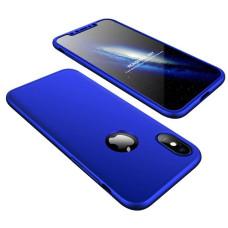 GKK 360 Protection aizmugures māciņš priekš iPhone X/XS (zils)